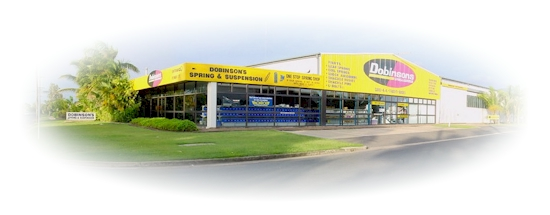 Dobinsons Spring & Suspension Head Office and Manufacturing Plant
